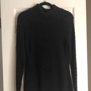 Black Tahari sweater dress
